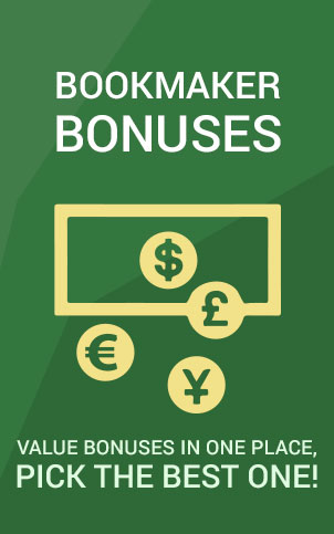 Bookmakers Bonuses
