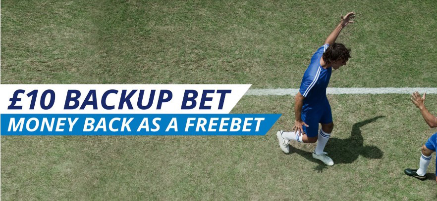 Sportingbet gives you a freebet if you sign up with the bookmaker!