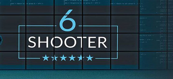 6 Shooter welcome promo by BetVictor!