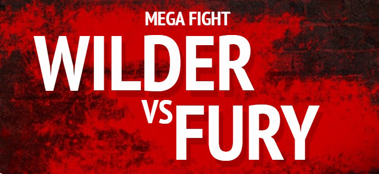 Bet on super boxing match Wilder vs. Fury and win prizes!