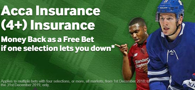 Betway's Acca Insurance