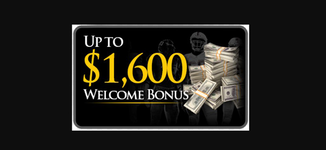 Up to $1,600 Welcome Bonus by Bookmaker.eu