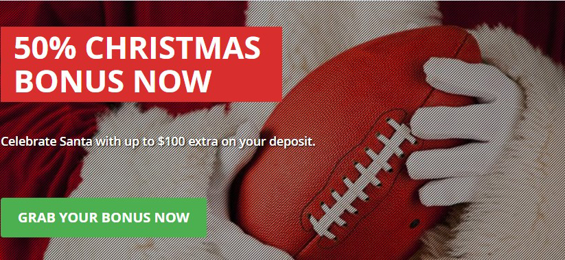 Intertops bookmaking company has prepared a Christmas bonus offer just for you!