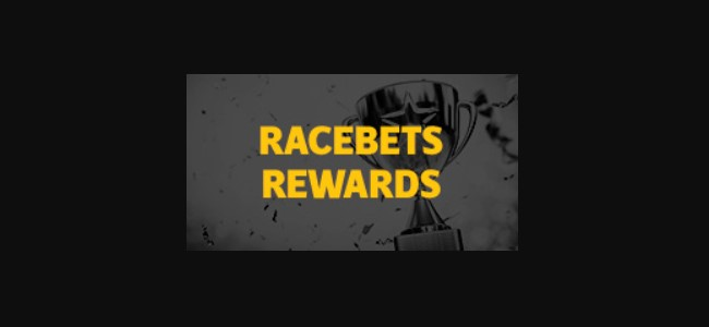 Racebets bookie offers rewards for horse race betting!