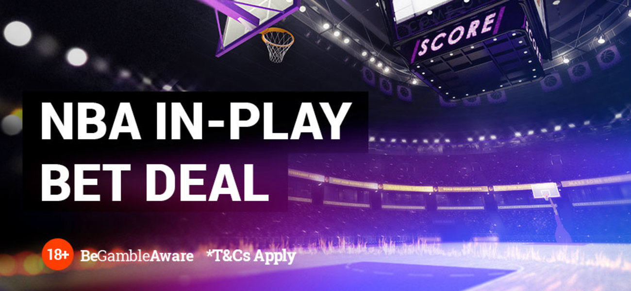 Bet on NBA with Tonybet and get a free stake!