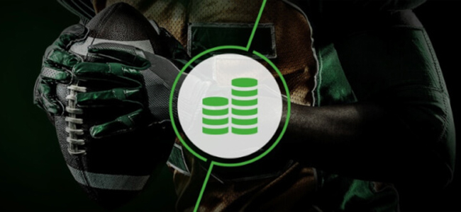 Win a jackpot of 10,000 EUR by betting on American Football with Unibet!