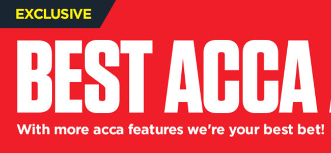 Boost your Acca with Ladbrokes!