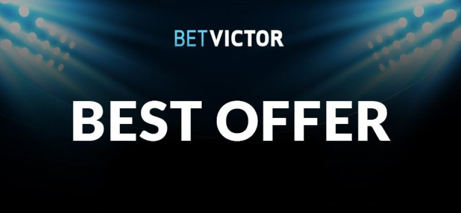BetVictor invitation promo of 20 GBP!