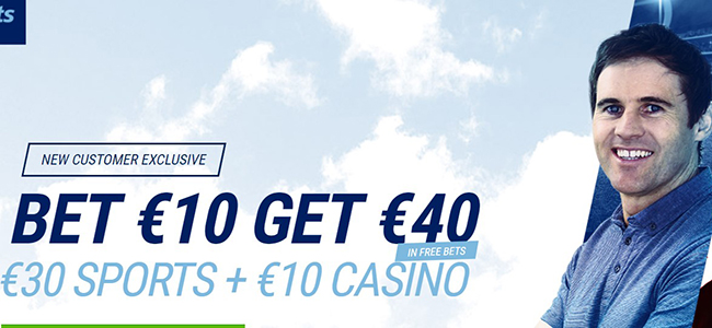 Become a customer of Boylesports and get a bonus for betting and casino!
