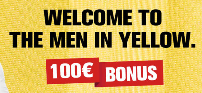 New welcome bonus from Interwetten bookie!