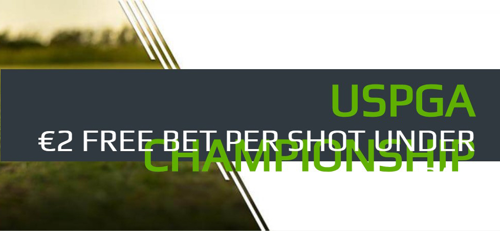 Free Bet Offer on 2019 USPGA Championship by NetBet bookie!