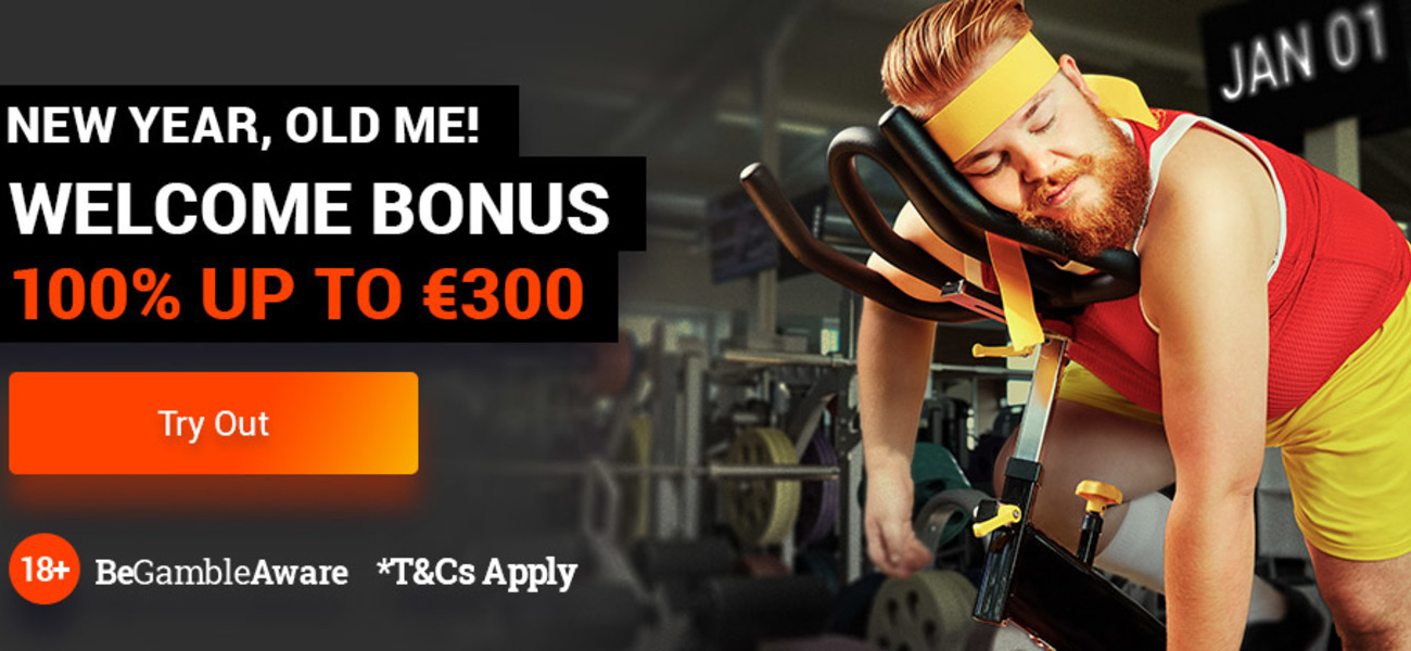 Try out the Tonybet bookmaker's new welcome offer of 300 EUR and have fun wagering with the betting operator!