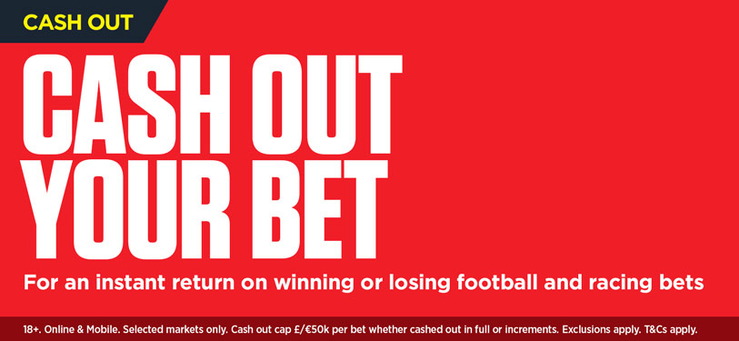 cash out betting ladbrokes bookmaker