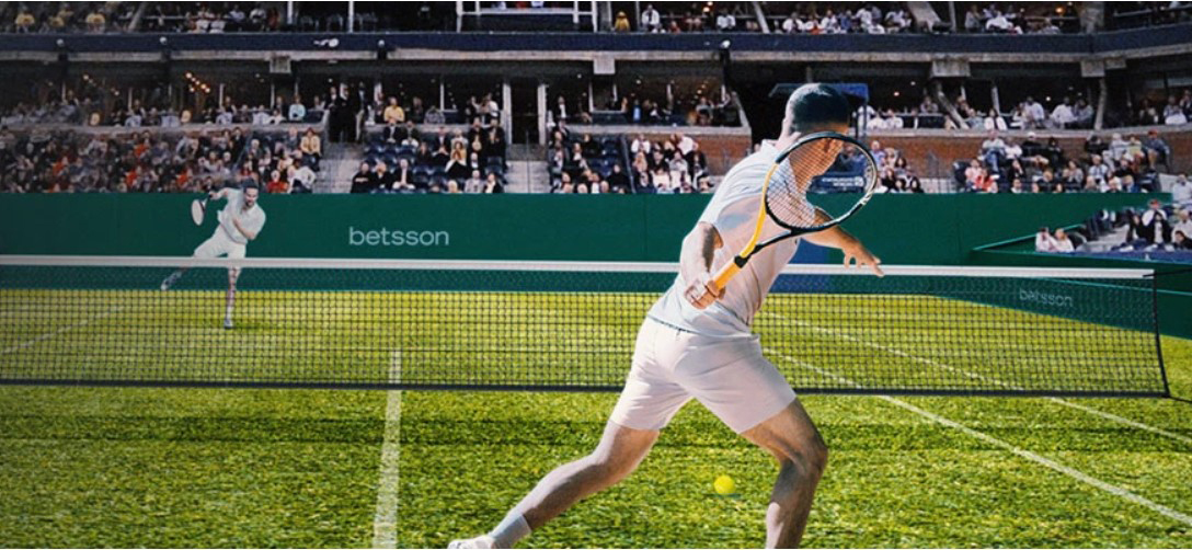 New Tennis promotion from Betsson bookmaking company is offering free bets every day!