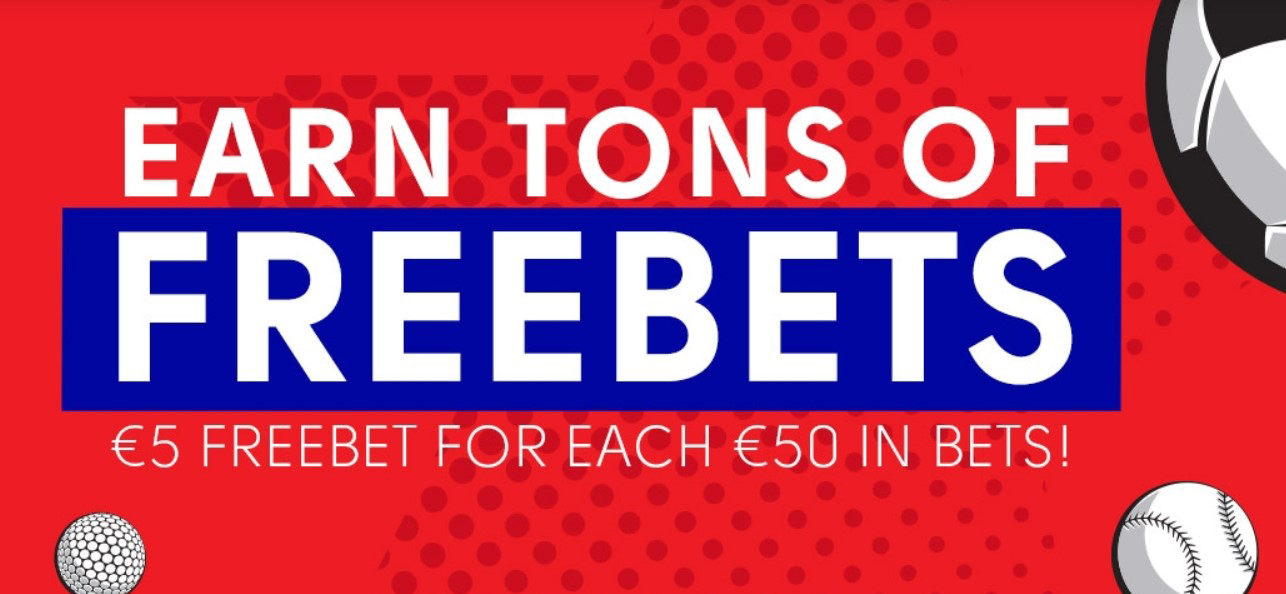 Earn numerous freebets with Olybet bookmaker!