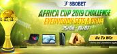 Bet on African Cup of Nations and win prizes with Sbobet bookmaker!