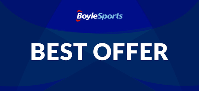 Boylesports offers to join and receive a welcome bonus