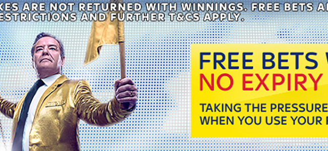 Take advantage of SkyBet free bets without an expiry date!