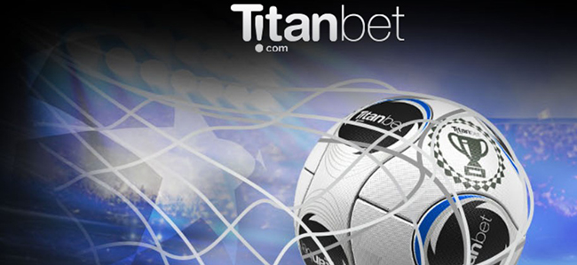 Double your first deposit with Titanbet.com