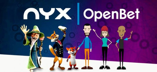 NYX Group Gaming acquired the OpenBet platform.
