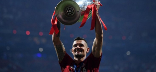 Lovren explained why he stayed at Liverpool
