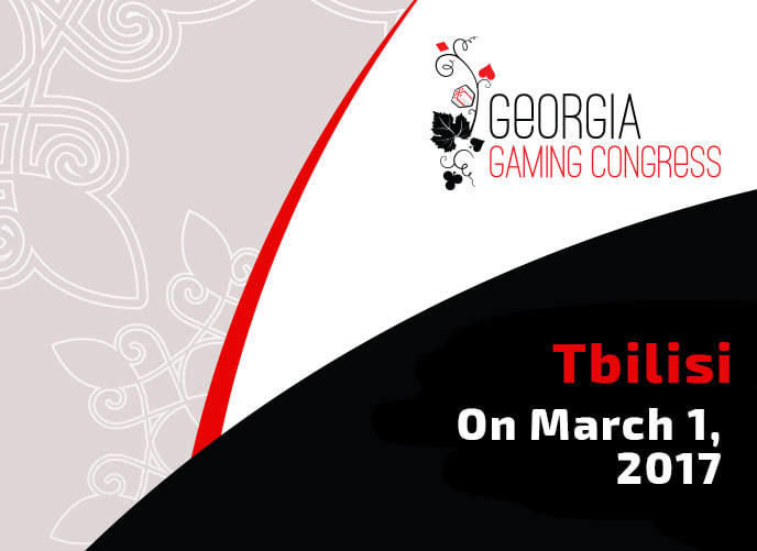 Georgia Gaming Congress 2017 starts in Tbilisi on March 1