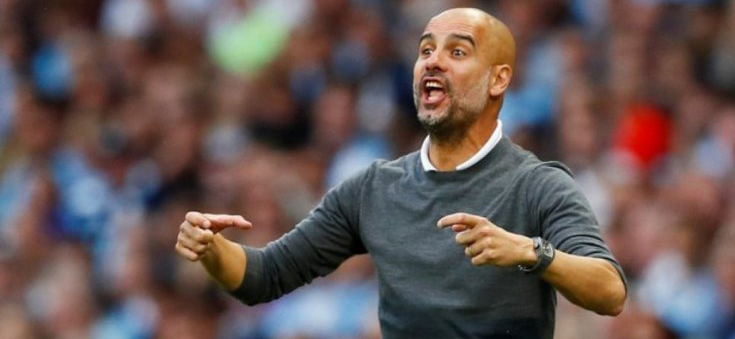 Manchester City manager Pep Guardiola shared his impressions of the ups and downs in the tournament table after the winning match with Everton (3:1)