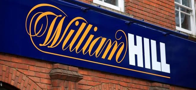 William Hill names its revenues for 2016