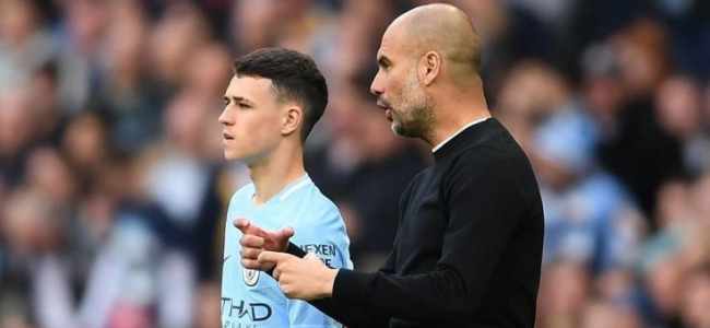 Guardiola will not sell Foden