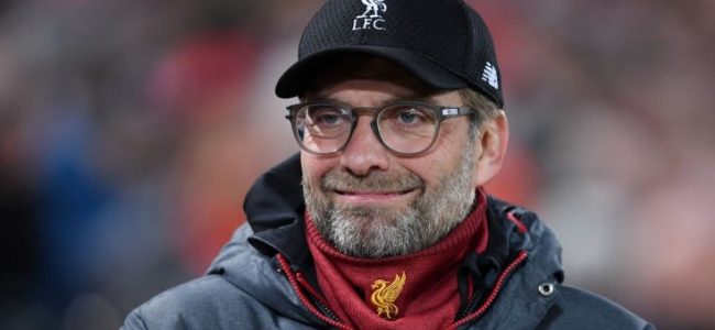Klopp is ready to refuse League Cup