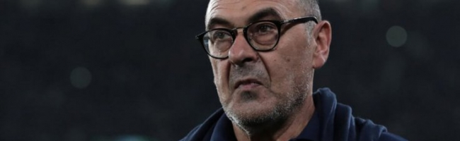Sarri is not in a hurry to talk about league title