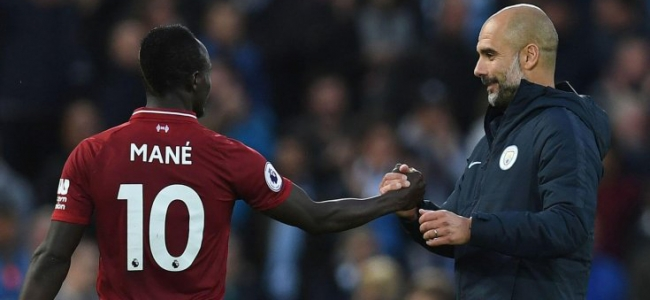 Guardiola is worried because of Mane