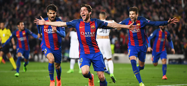 Barcelona's comeback did not please bookmakers