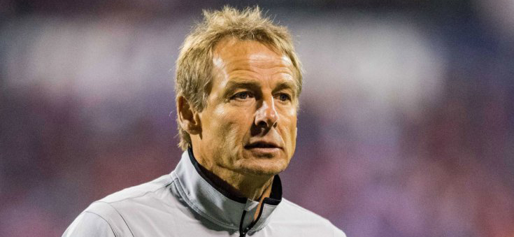Hertha Berlin fired coach Ante Covic and appointed Jürgen Klinsmann to replace him