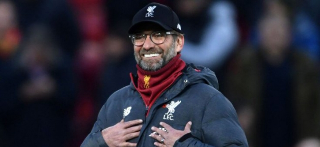 Klopp started rotation of players