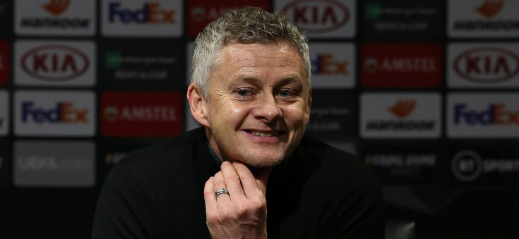 Manchester United head coach Ole Gunnar Solskjaer told about the plans for the current transfer window