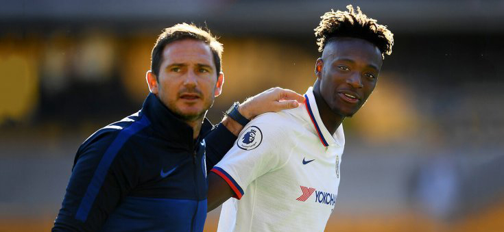 London Chelsea manager Frank Lampard is looking for a quality striker and even tried to sign Werner.
