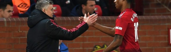 Solskjaer is not ready to risk Rashford