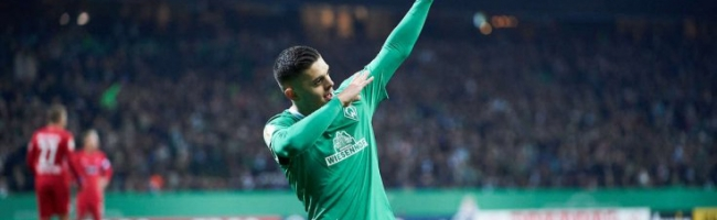 Liverpool are interested in Rashica from Werder