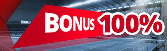 New and existing customers can a get 100% bonus of up to 100 EUR from Betwin bookmaking company!
