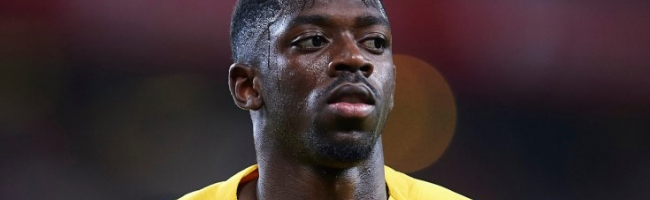 Barcelona continue believing in Dembele