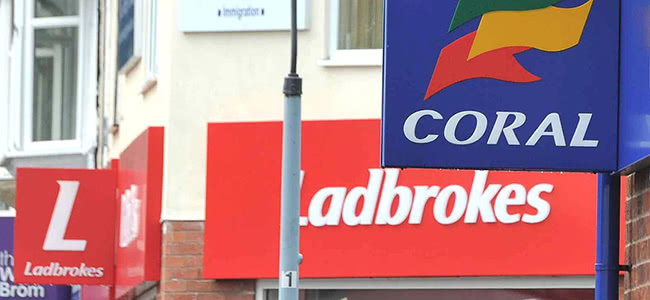 Ladbrokes Coral has published its report for the past year