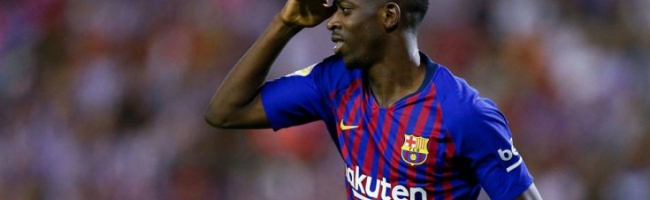 Juventus are interested in Ousmane Dembele