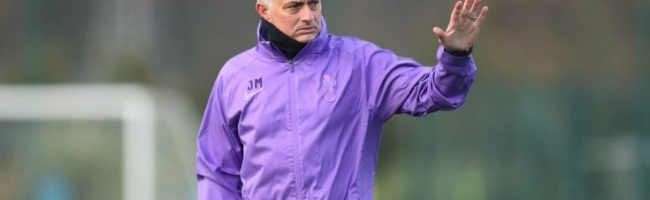 Mourinho expects restart of season