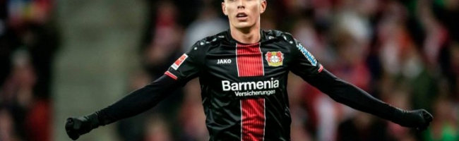 Real are interested in Havertz