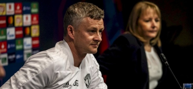 Solskjaer is trying to become Ferguson
