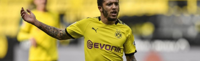 Sancho to remain at Borussia
