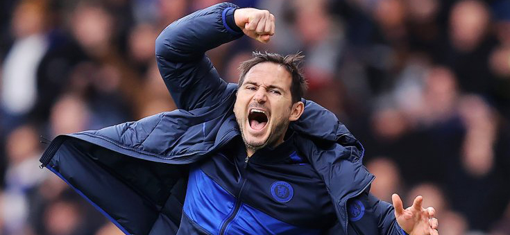 Ahead of the latest match of the Premier League season, Chelsea head coach Frank Lampard gave his commentary