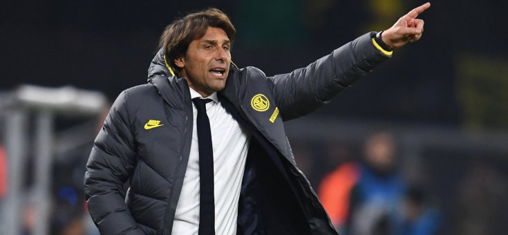 Inter Milan head coach Antonio Conte made excuses of the team's unsuccessful play in his style