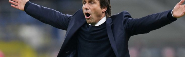 Conte's hard luck at Inter